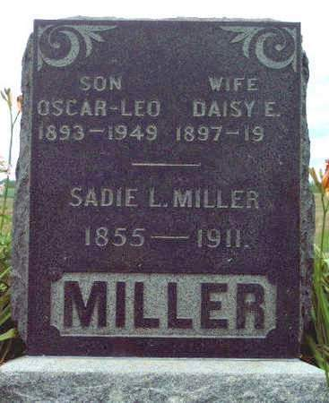MILLER, DAISY ESTHER - Madison County, Iowa | DAISY ESTHER MILLER