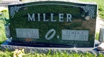 MILLER, ELMER E. - Madison County, Iowa | ELMER E. MILLER
