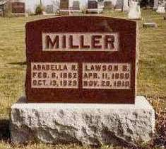 MILLER, ARABELLA M. - Madison County, Iowa | ARABELLA M. MILLER