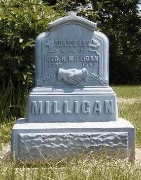 SMITH MILLIGAN, EUNICE - Madison County, Iowa | EUNICE SMITH MILLIGAN
