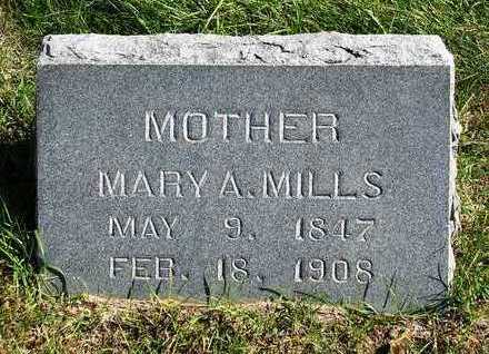 MILLS, MARY ANN - Madison County, Iowa | MARY ANN MILLS