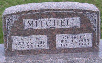 MITCHELL, CHARLES - Madison County, Iowa | CHARLES MITCHELL