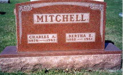 MITCHELL, CHARLES A. - Madison County, Iowa | CHARLES A. MITCHELL