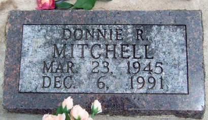 MITCHELL, DONNIE - Madison County, Iowa   DONNIE MITCHELL