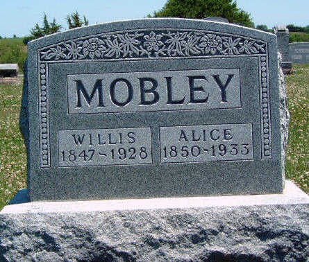 MOBLEY, WILLIS S. - Madison County, Iowa | WILLIS S. MOBLEY