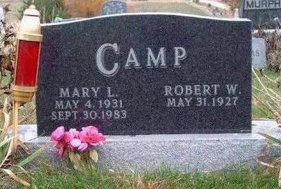 SIMPSON CAMP, MARY LOU - Madison County, Iowa | MARY LOU SIMPSON CAMP