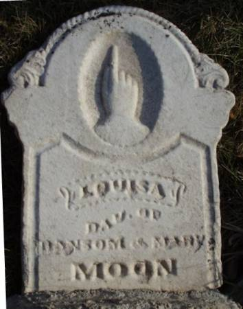 MOON SCHNELLBACHER, LOUISA - Madison County, Iowa | LOUISA MOON SCHNELLBACHER