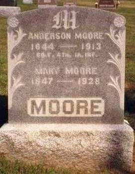 MOORE, MARY - Madison County, Iowa | MARY MOORE