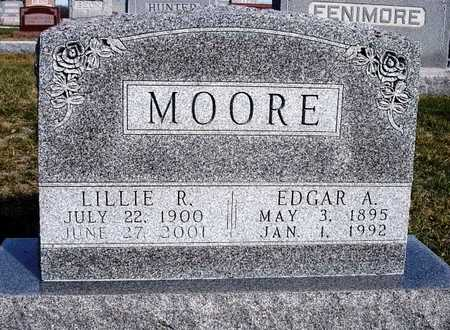 MOORE, EDGAR ALLEN - Madison County, Iowa | EDGAR ALLEN MOORE
