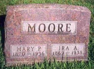 MOORE, MARY P. - Madison County, Iowa | MARY P. MOORE