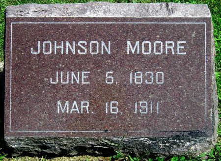 MOORE, JOHNSON - Madison County, Iowa | JOHNSON MOORE