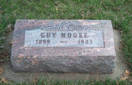 MOORE, JAMES GUY - Madison County, Iowa | JAMES GUY MOORE