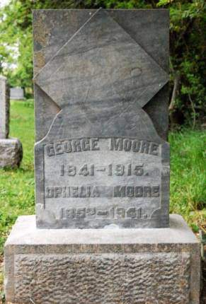 MOORE, GEORGE W. - Madison County, Iowa | GEORGE W. MOORE