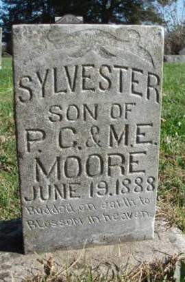 MOORE, SYLVESTER - Madison County, Iowa | SYLVESTER MOORE