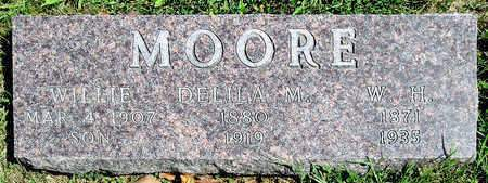 HOYT MOORE, DELILA M. - Madison County, Iowa | DELILA M. HOYT MOORE