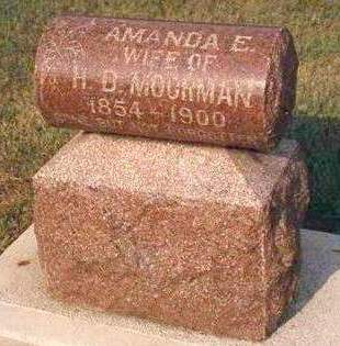 DODD MOORMAN, AMANDA E. - Madison County, Iowa | AMANDA E. DODD MOORMAN