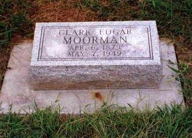 MOORMAN, CLARK EDGAR - Madison County, Iowa | CLARK EDGAR MOORMAN