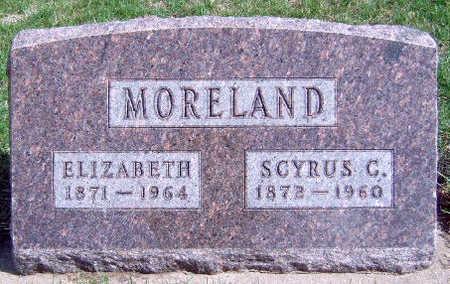 MORELAND, ELIZABETH CATHERINE - Madison County, Iowa | ELIZABETH CATHERINE MORELAND
