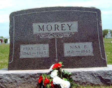 MOREY, FRANCIS E - Madison County, Iowa | FRANCIS E MOREY