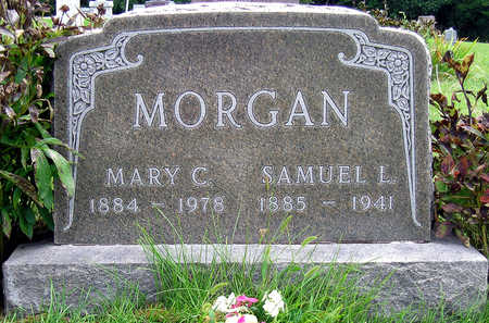 MORGAN, SAMUEL LAMBERT - Madison County, Iowa | SAMUEL LAMBERT MORGAN