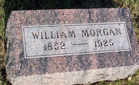MORGAN, WILLIAM - Madison County, Iowa | WILLIAM MORGAN