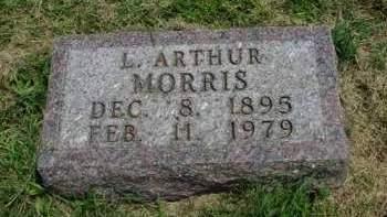 MORRIS, LEO ARTHUR - Madison County, Iowa | LEO ARTHUR MORRIS