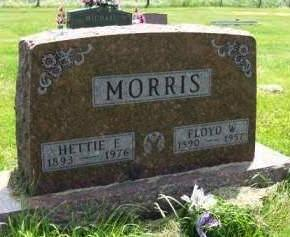 MORRIS, HETTIE F. - Madison County, Iowa | HETTIE F. MORRIS