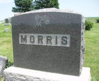 MORRIS, FAMILY HEADSTONE - Madison County, Iowa | FAMILY HEADSTONE MORRIS