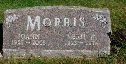 MORRIS, JOANN - Madison County, Iowa | JOANN MORRIS