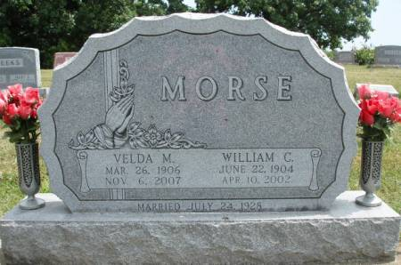 MORSE, WILLIAM CRAIGUE - Madison County, Iowa | WILLIAM CRAIGUE MORSE