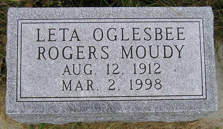 ROGERS, LETA - Madison County, Iowa | LETA ROGERS