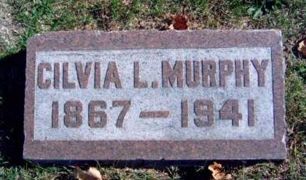 MURPHY, CILVIA L. - Madison County, Iowa | CILVIA L. MURPHY