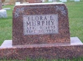 MURPHY, FLORA E. - Madison County, Iowa | FLORA E. MURPHY