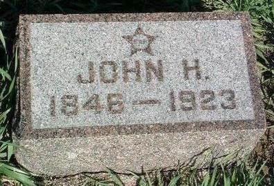 MUSELMAN, JOHN HIRAM - Madison County, Iowa | JOHN HIRAM MUSELMAN