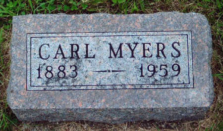 MYERS, CARL - Madison County, Iowa | CARL MYERS