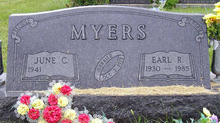 MYERS, JUNE C. - Madison County, Iowa | JUNE C. MYERS