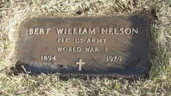 NELSON, BERT WILLIAM - Madison County, Iowa | BERT WILLIAM NELSON