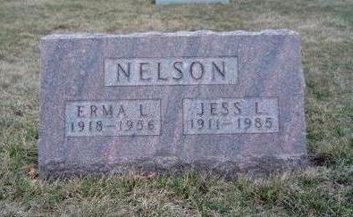 NELLIS NELSON, ERMA LOUISE - Madison County, Iowa | ERMA LOUISE NELLIS NELSON