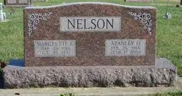 NELSON, STANLEY O. - Madison County, Iowa | STANLEY O. NELSON