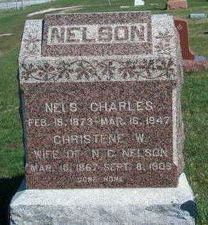 NELSON, CHRISTENE W. - Madison County, Iowa | CHRISTENE W. NELSON