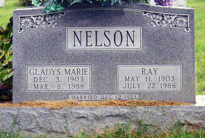 NELSON, RAY - Madison County, Iowa | RAY NELSON