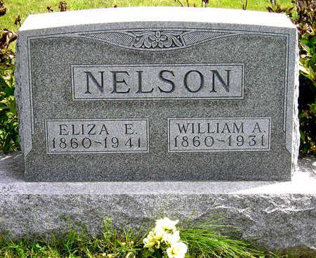 GOLDEN NELSON, ELIZA EMMA - Madison County, Iowa | ELIZA EMMA GOLDEN NELSON