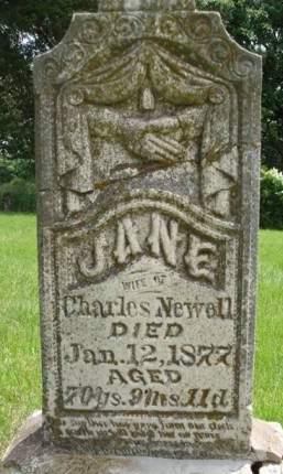 NEWELL, NANCY JANE - Madison County, Iowa | NANCY JANE NEWELL