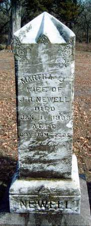 NEWELL, MARTHA JANE - Madison County, Iowa | MARTHA JANE NEWELL