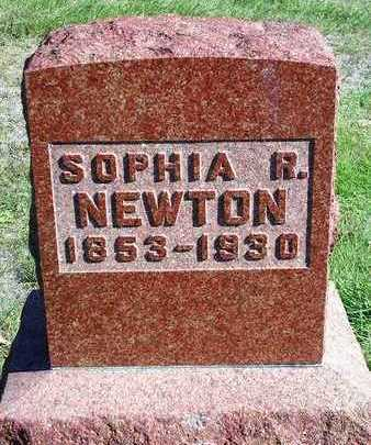 NEWTON, RACHEL SOPHRONIA / SOPHIA - Madison County, Iowa | RACHEL SOPHRONIA / SOPHIA NEWTON
