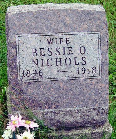NICHOLS, BESSIE OPAL - Madison County, Iowa | BESSIE OPAL NICHOLS