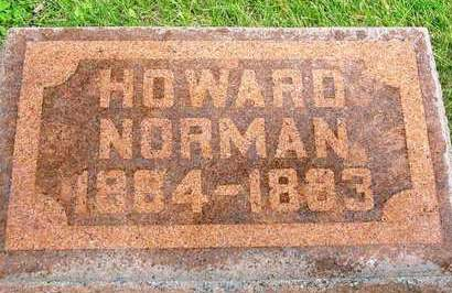 NORMAN, HOWARD - Madison County, Iowa | HOWARD NORMAN