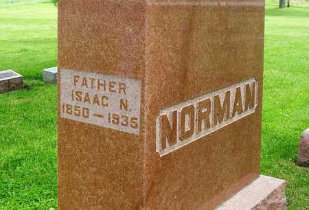 NORMAN, ISAAC NEWTON - Madison County, Iowa | ISAAC NEWTON NORMAN