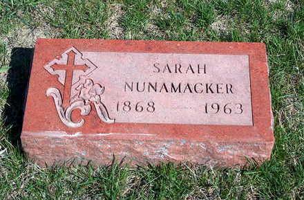 NUNAMACKER, SARAH - Madison County, Iowa | SARAH NUNAMACKER