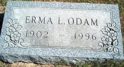 ODAM, ERMA L. - Madison County, Iowa | ERMA L. ODAM